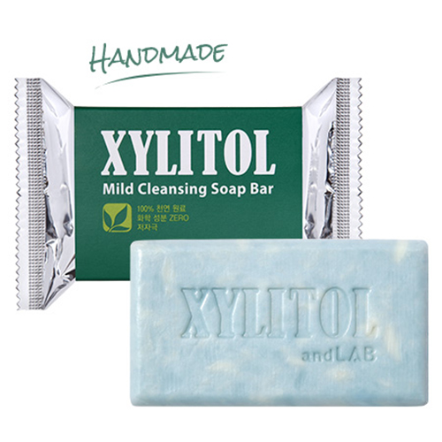andLAB Xylitol Mild Cleansing Soap Bar
