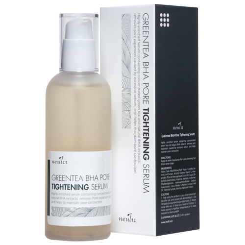 Neulii Greentea BHA Pore Tightening Serum 100ml