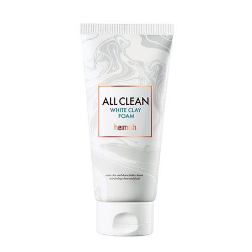 heimish_All_Clean_White_Clay_Foam_150g