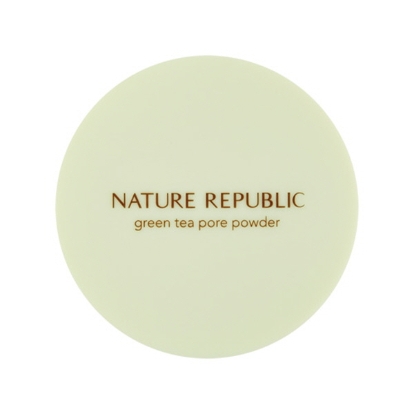 Nature Republic Botanical Green Tea Pore powder 5g l