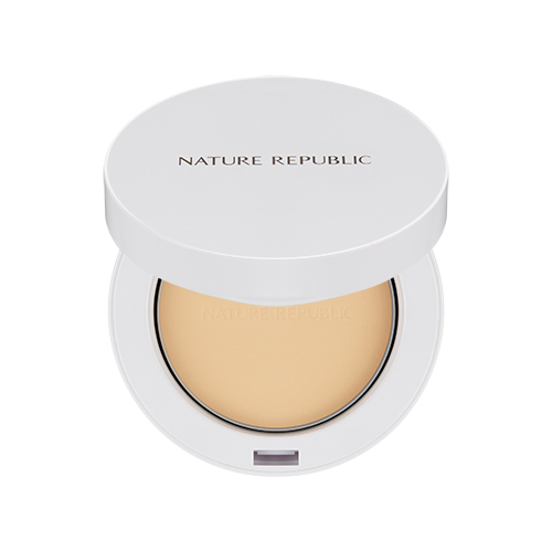 Nature Republic Provence Air Skin Fit Pact SPF27 PA++
