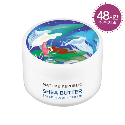 Nature_Republic_Shea_Butter_Fresh_Steam_Cream_100ml