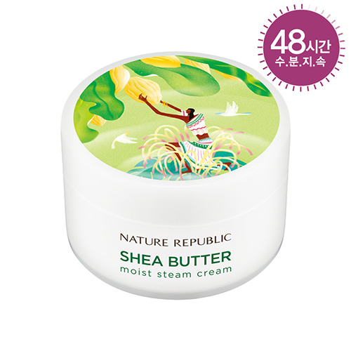 Nature_Republic_Shea_Butter_Moist_Steam_Cream_100ml