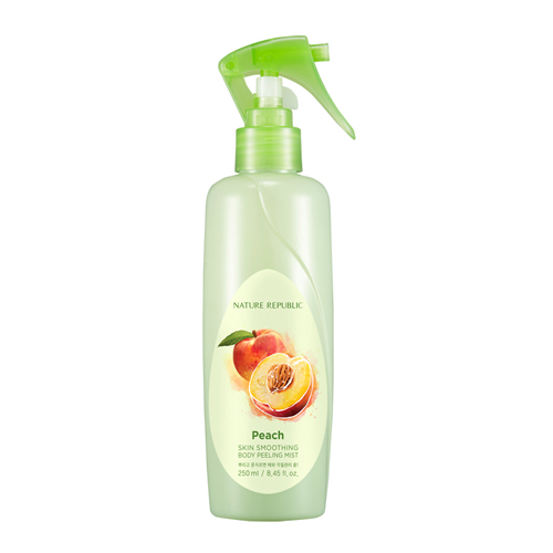 Nature_Republic_Skin_Smoothing_Body_Pelling_Mist_Peach_250ml