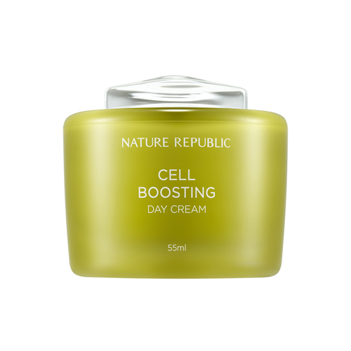 Nature Republic Cell Boosting Day Cream 55ml Ebay