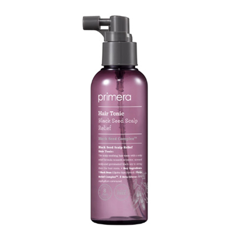 primera Black Seed Scalp Relief Hair Tonic