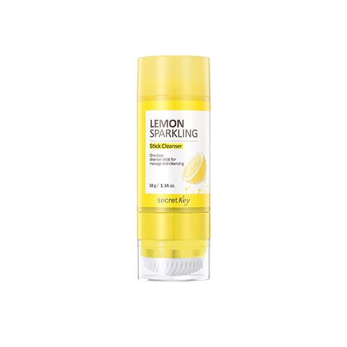 secretKey Lemon Sparkling Stick Cleanser