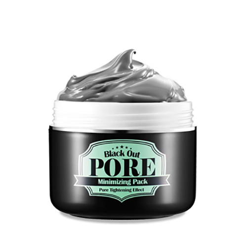 secretKey Black Out Pore Minimizing Pack