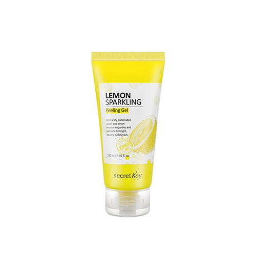 secretKey Lemon Sparkling Peeling Gel