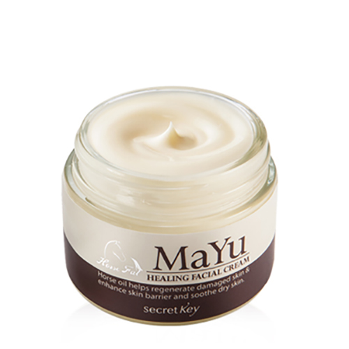 secretKey MAYU Healing Facial Cream