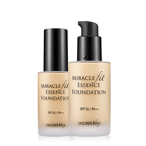 secretKey Miracle Fit Essence Foundation