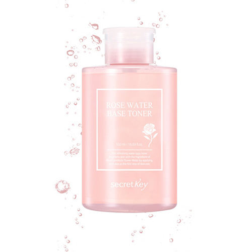 secretKey Rose Water Base Toner
