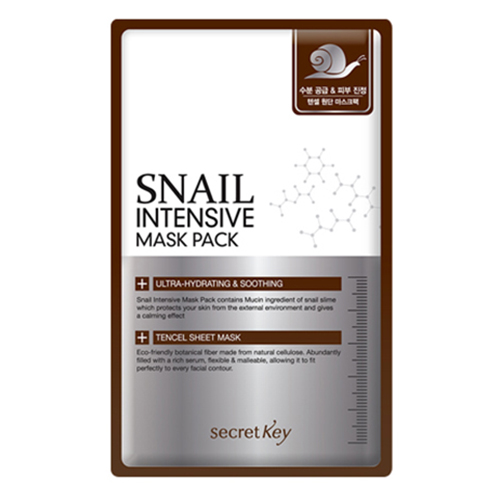 secretKey Snail Intensive Mask Pack