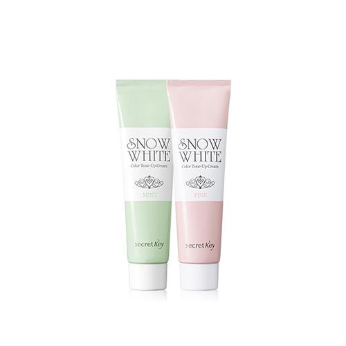 secretKey Snow White Color Tone Up Cream