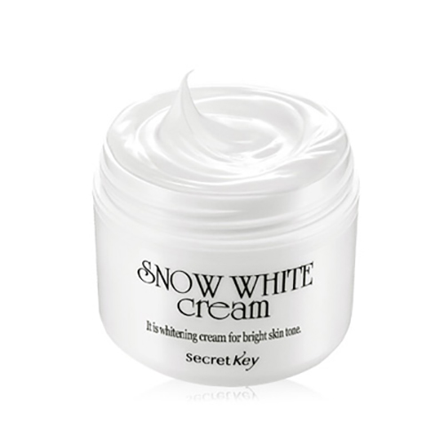 secretKey Snow White Cream