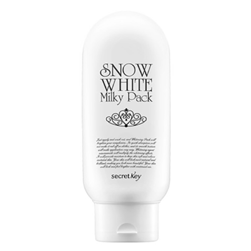 secretKey Snow White Milky Pack