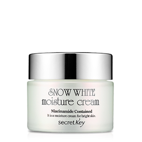 secretKey Snow White Moisture Cream