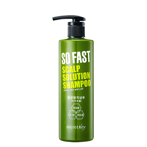 secretKey So Fast Scalp Solution Shampoo