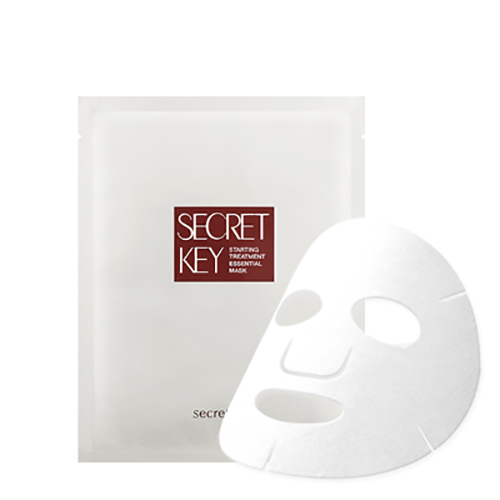 secretKey Starting Treatment Essential Mask Pack
