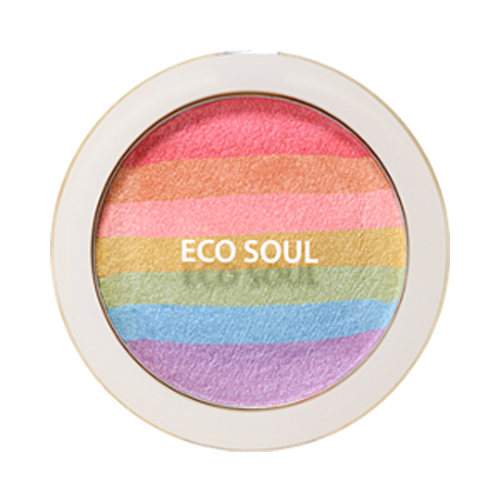 the_SAEM_Eco_Soul_Rainbow_Blusher_8g