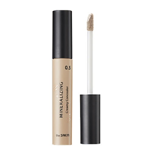the SAEM Mineralizing Creamy Concealer