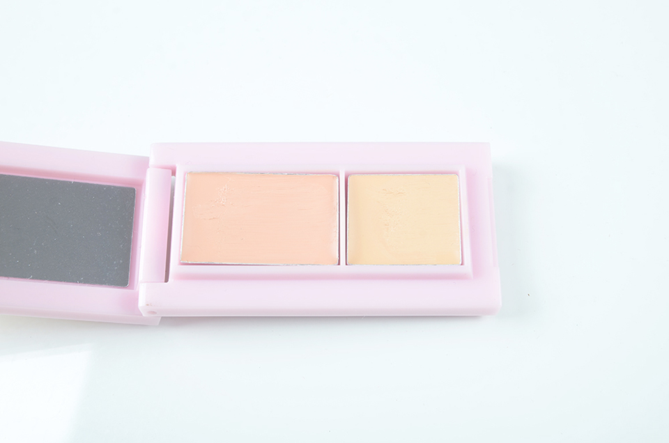 ETUDE HOUSE surprise concealer kit #2 for dark circle brightening review