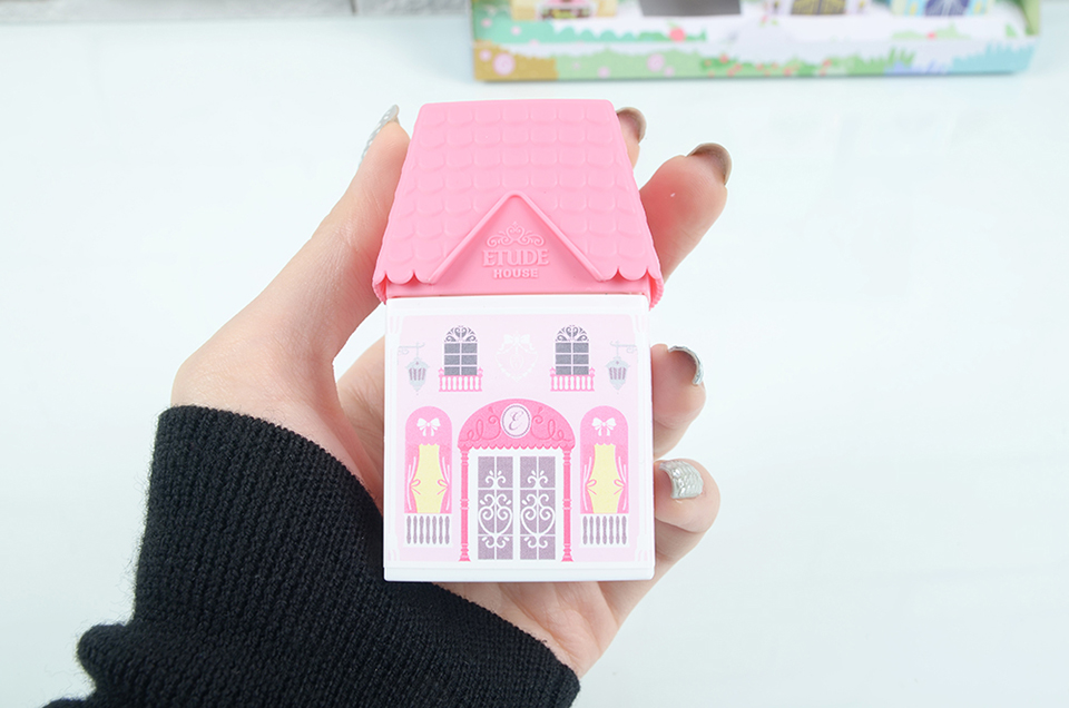Etude House My Castle Hand Cream Review Pink Wish Fruity Floral