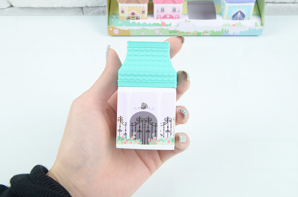 Etude House My Castle Hand Cream Review Forever Rose Rose Floral