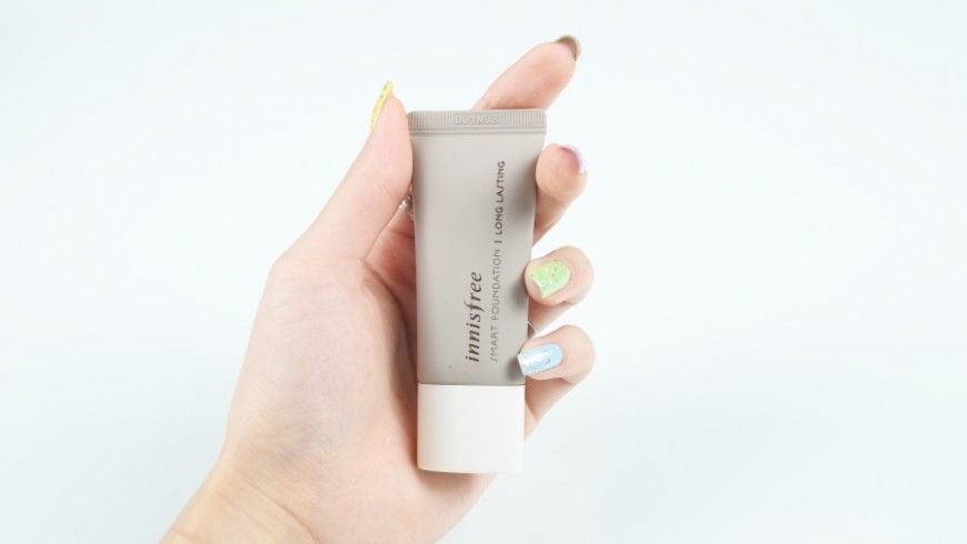 Innisfree SMART FOUNDATION LONG LASTING review