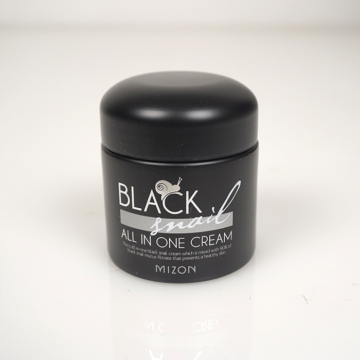 MIZON black snail all in one cream Review