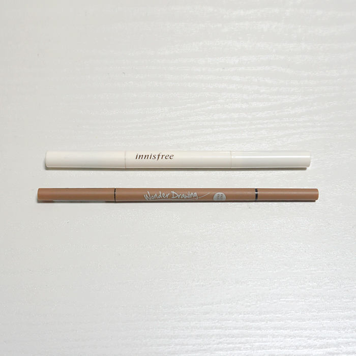 Holika Holika Wonder Drawing Skinny Eyebrow REVIEW