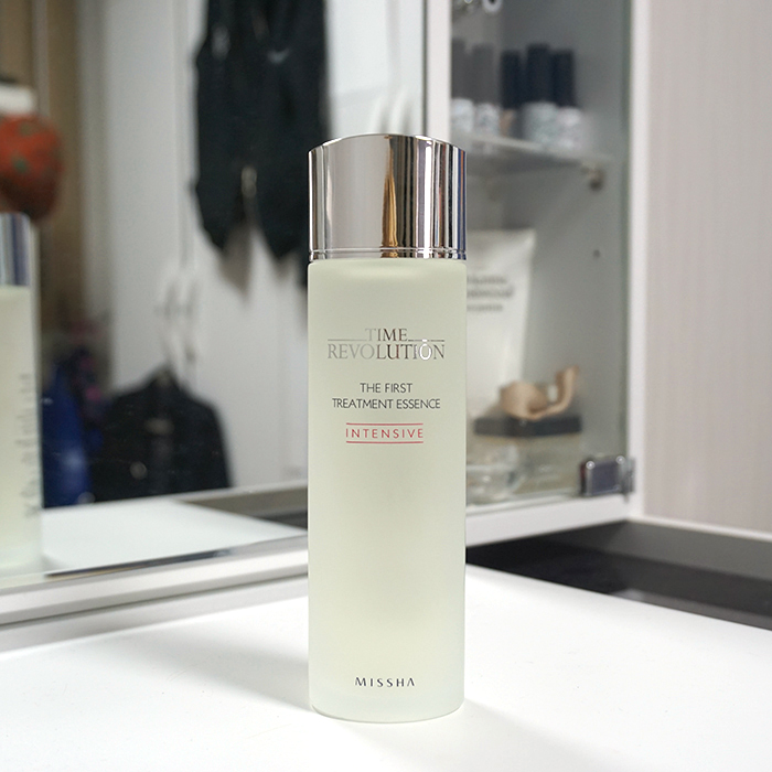 Time revolution the first treatment essence review